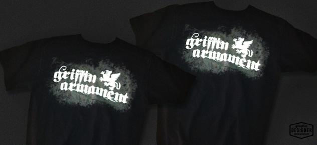 Griffin Armament T-Shirt Design