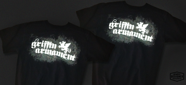 Griffin Armament T-Shirt Design