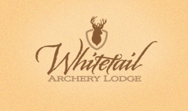 Whitetail / hunting archery logo design