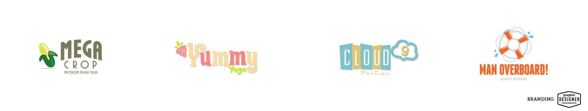 Milwaukee Logo / Branding Design • Graphic Designer Chris Prescott