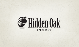 Hidden Oak Press branding / logo design