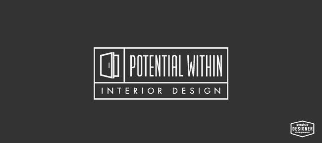 potential within  u2022 modern logo design  u2022 graphic designer