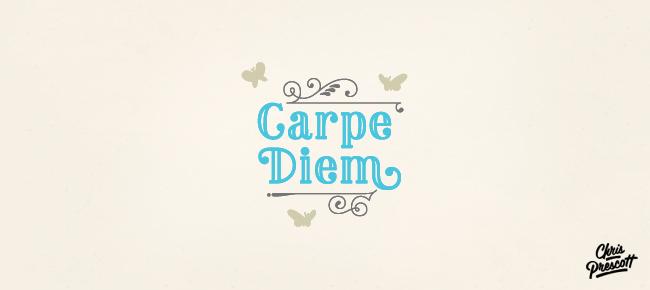 logo motivational quotes • typography design • graphic designer